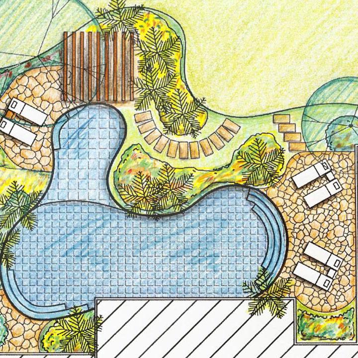 Visite conseil conseil am nagement paysager jardin pro for Conseil amenagement paysager