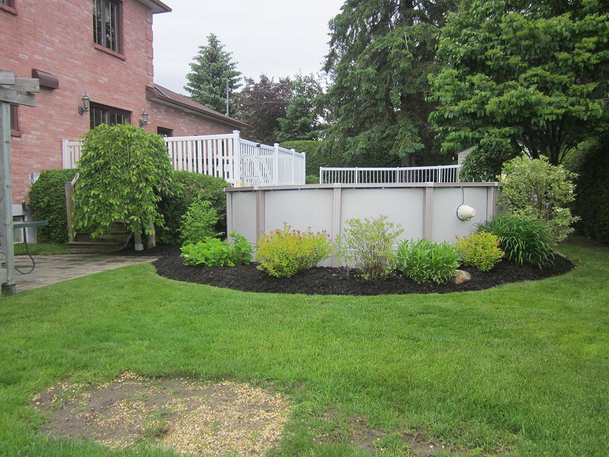 Entretien paysager jardin pro route 222 for Entretien de piscine