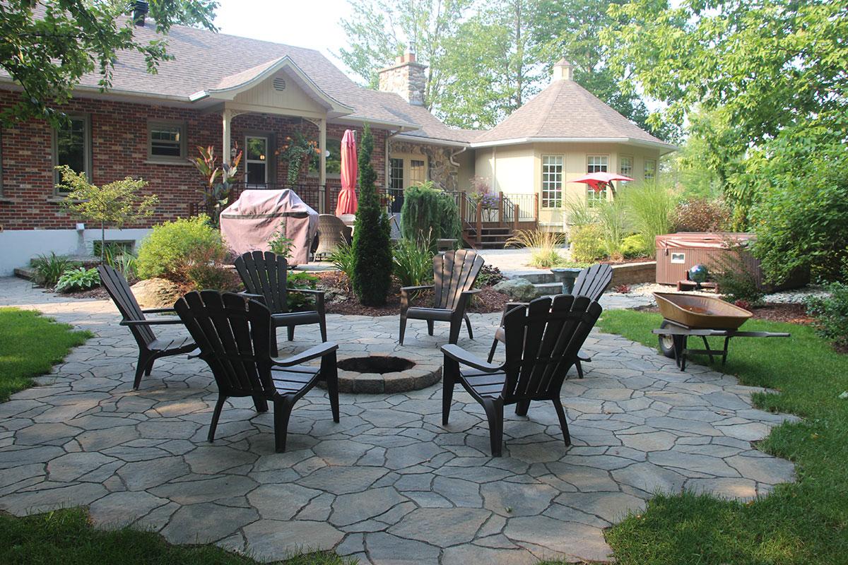 am nagement paysager jardin pro route 222. Black Bedroom Furniture Sets. Home Design Ideas