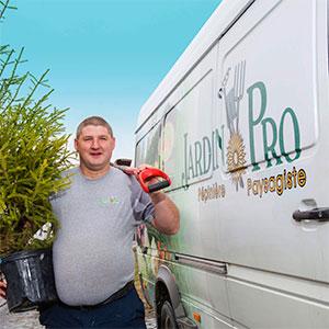 Service de livraison plantation