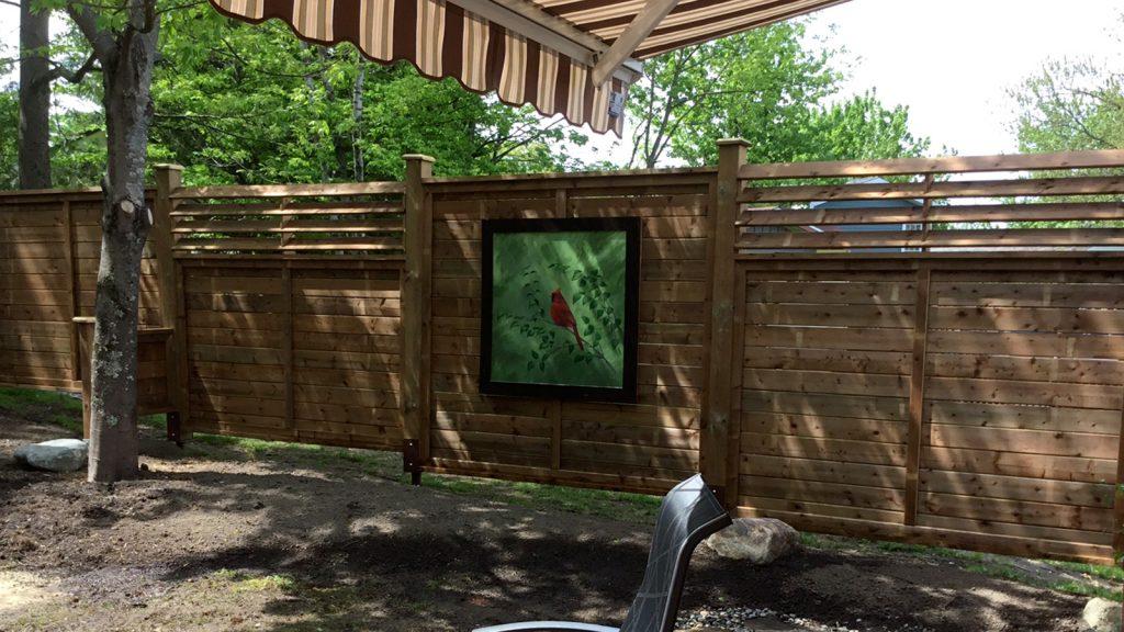 Nos décorations de jardin : pots, treillis, fontaines, etc ...